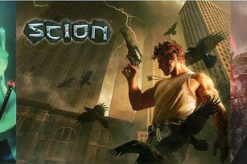 SCION Ecran + Livret OCCASION (A)