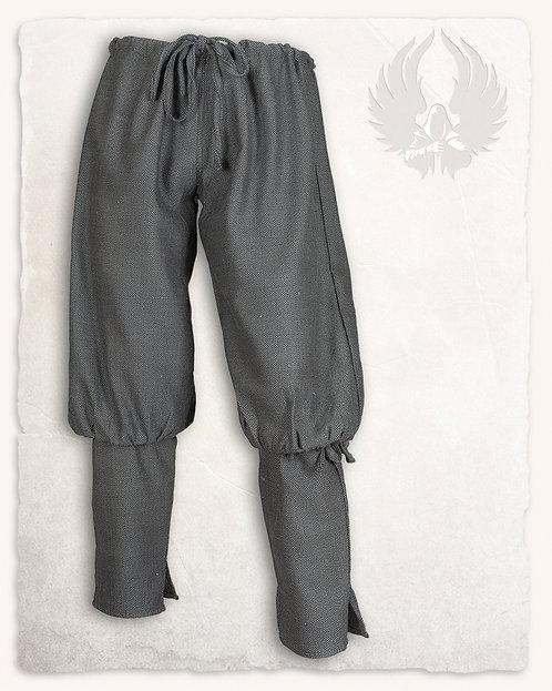 Pantalon KETILL HERRINGBONE Gris