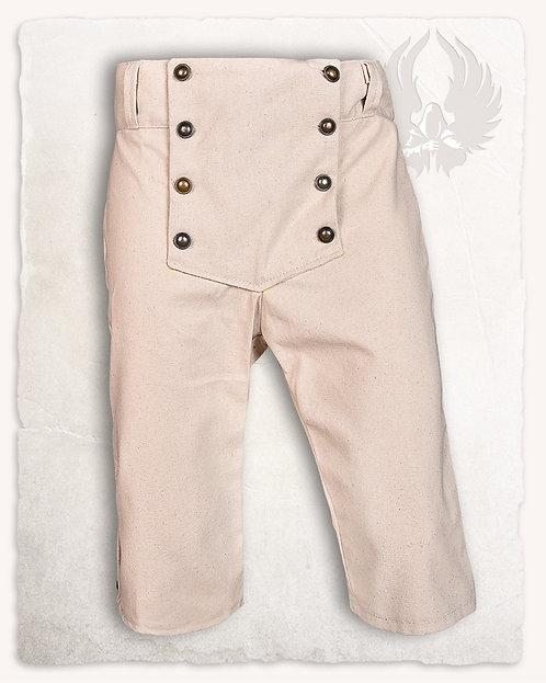 Pantalon FRANKLIN Crème