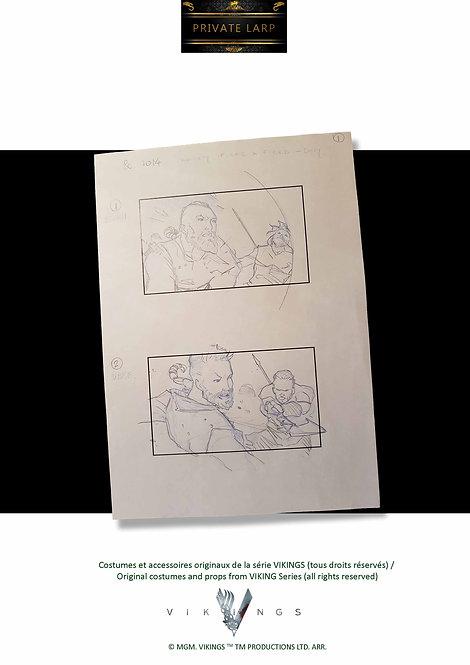 Storyboard BJORN & UBBE 1