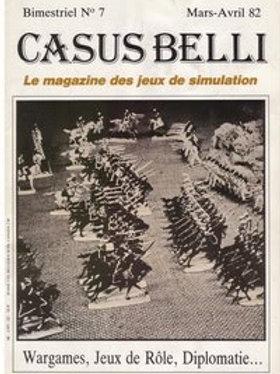 CASUS BELLI N°7 OCCASION (A)