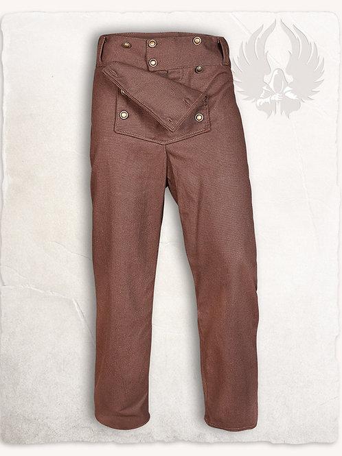 Pantalon POLLARD Marron