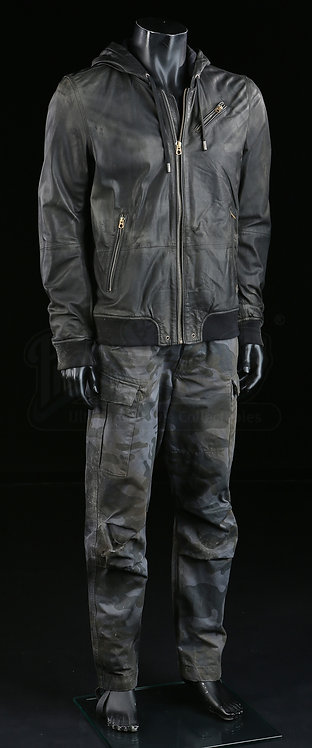 TERMINATOR Costume Kyle Reese