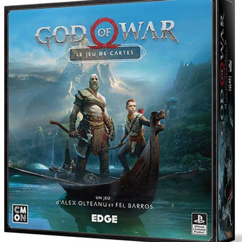 GOD of WAR Jeu de Cartes (H)