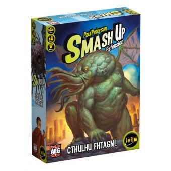 SMASH UP CTULHU FHTAGN EXTENSION
