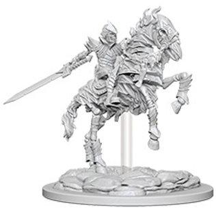 Pathfinder Battles Skeleton Knight on Horse NEUF (A)