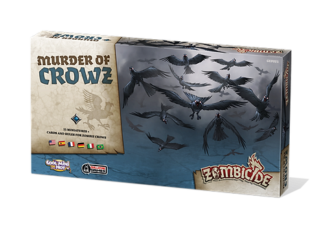 ZOMBICIDE : MURDER OF CROWS