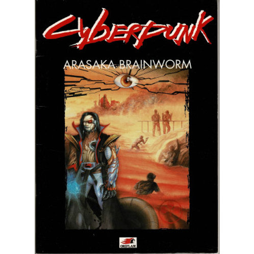 CYBERPUNK Arasaka Brainworm OCCASION (A)