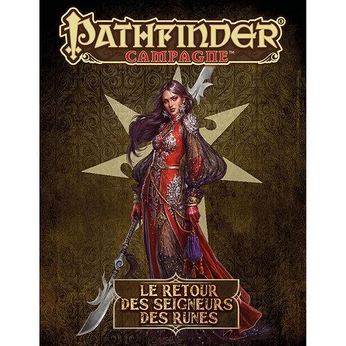 PATHFINDER Le Retour des Seigneurs des Runes OCCASION (A)