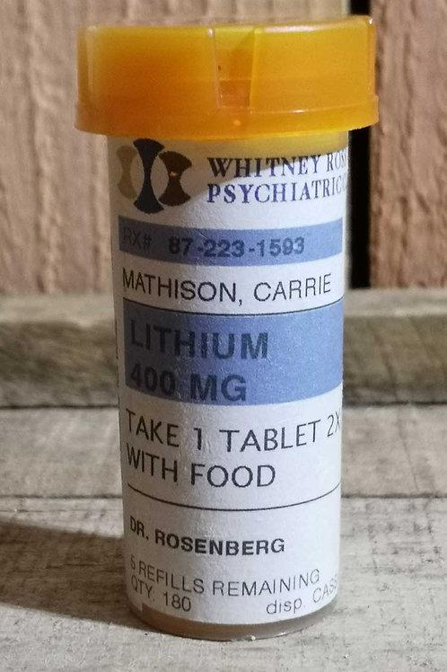 HOMELAND Boite de Pilules (L)