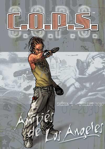 COPS Amitiés de Los Angeles NEUF (A)
