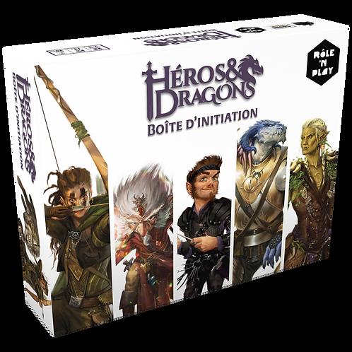 HEROS & DRAGONS Boite d'Initiation (L)