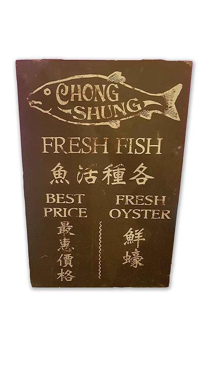 PENNY DREADFUL Pancarte Chong Shung