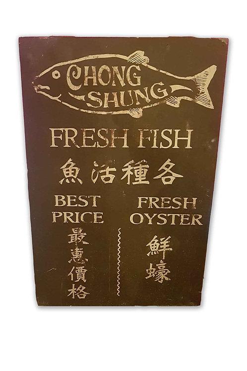 PENNY DREADFUL Pancarte Chong Shung (L)