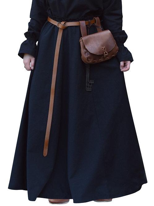 Jupe Médiévale Noir (H)