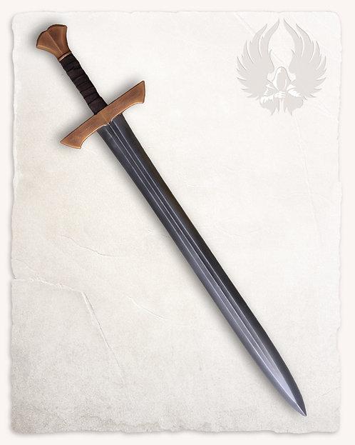 Epée HEKTOR couleur Or 103 cm