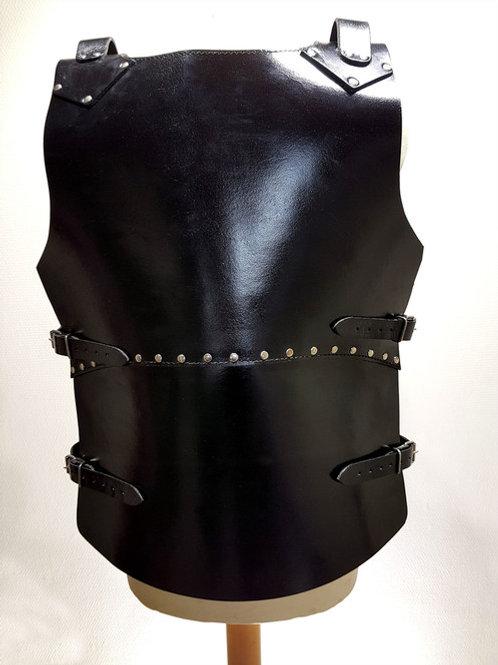 Armure DEFENDER noire (H)