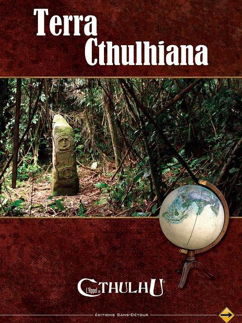 CTHULHU Terra Cthulhiana OCCASION (A)
