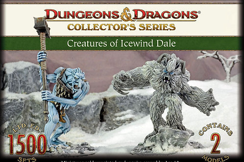 D&D Creatures of Icewind Dale NEUF (A)