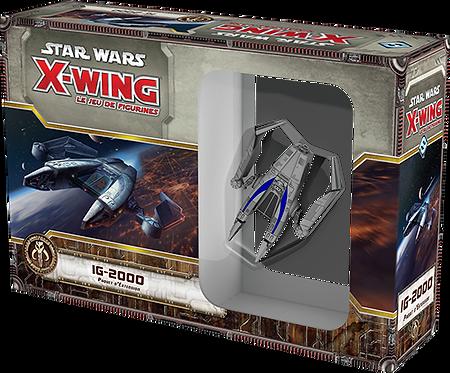 X-Wing - IG-2000
