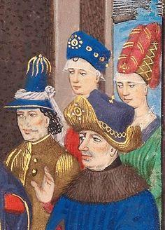 Un accessoire : le chapeau