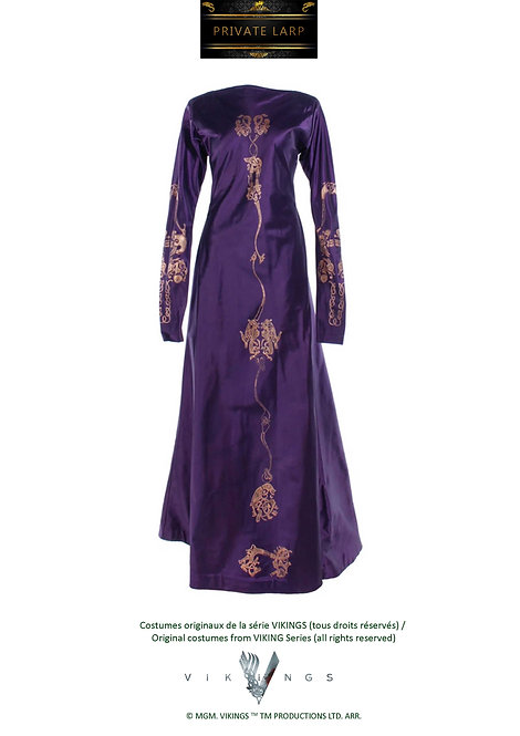 Robe Reine ASLAUG