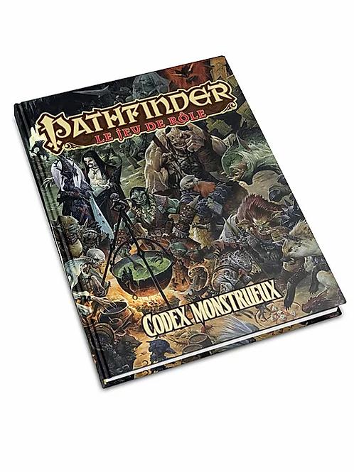 PATHFINDER Codex Monstrueux OCCASION (A)