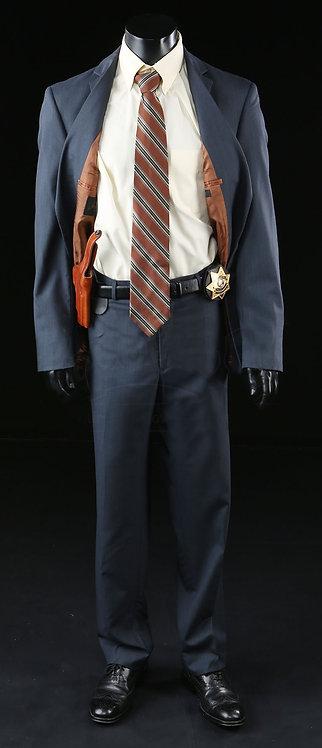 TERMINATOR Costume Détective (L)