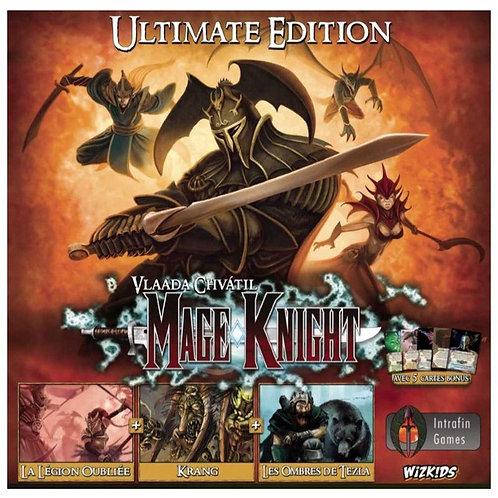 MAGE KNIGHT ULTIMATE EDITION (H)
