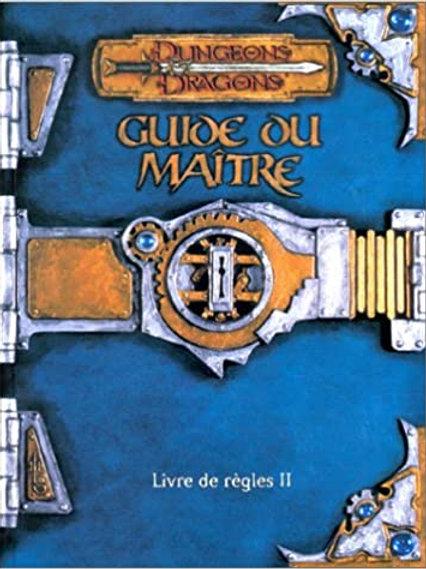 D&D 3 Guide du Maître OCCASION (A)