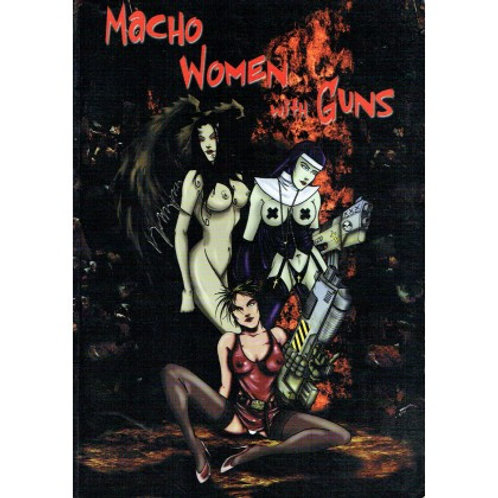 MACHO WOMANS WITH GUNS OCCASION (A)