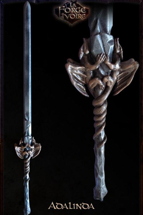 Epée ADALINDA 110 cm (H)