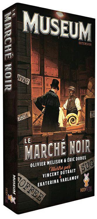 MUSEUM EXTENSION LE MARCHE NOIR