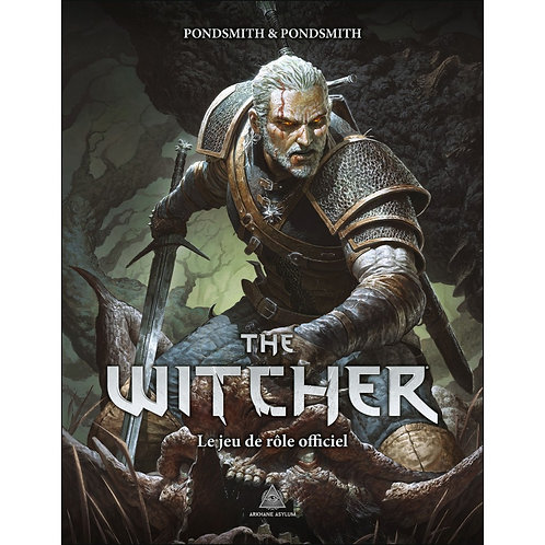 The WITCHER NEUF (A)