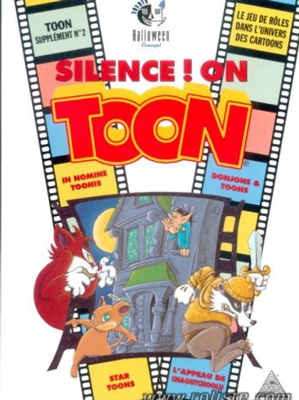 TOON Silence ! on Toon OCCASION (A)