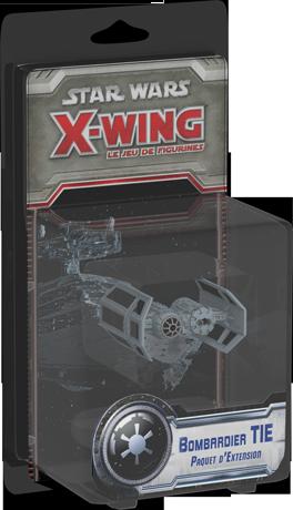 X-Wing - Bombardier TIE