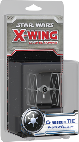 X-Wing - Chasseur TIE