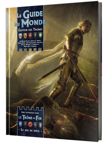 TRONE DE FER Le Guide du Monde OCCASION (A)
