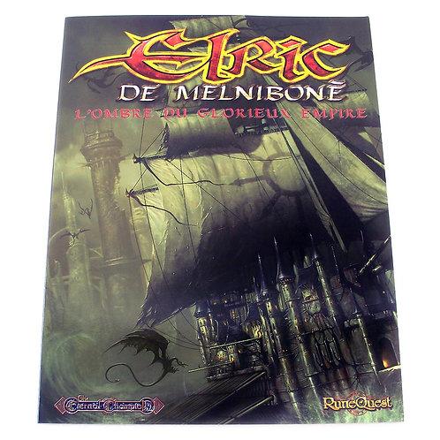 ELRIC L'Ombre du Glorieux Empereur OCCASION (A)