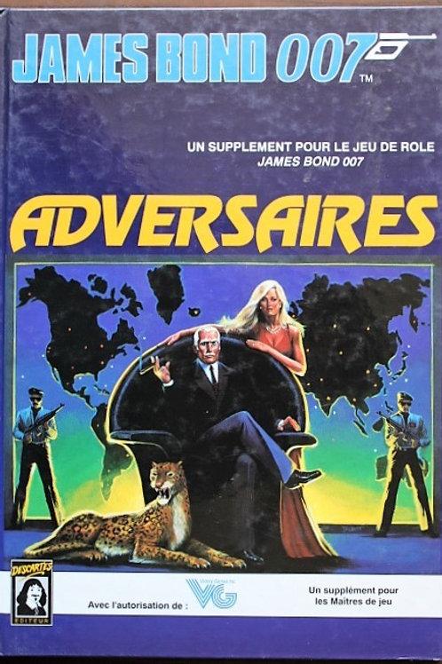 JAMES BOND 007 Adversaires OCCASION (A)