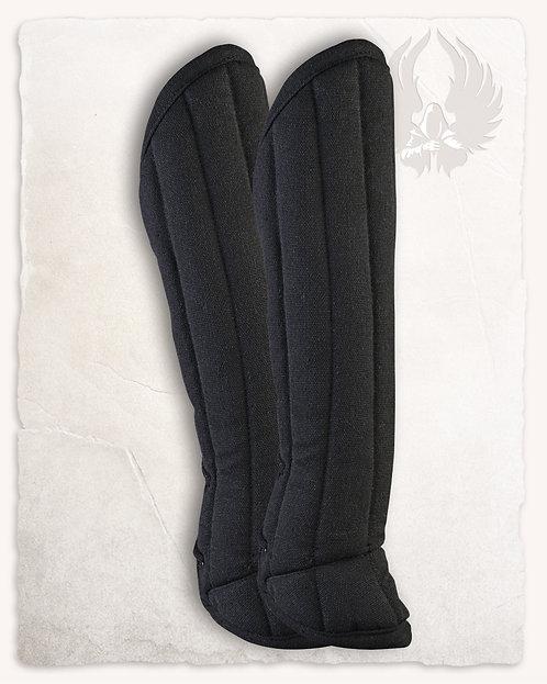 Gambison de jambes LEOPOLD Noir