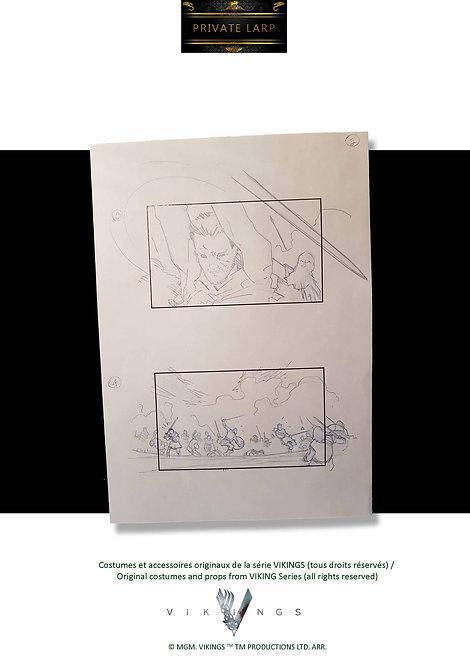 Storyboard BJORN & UBBE 2