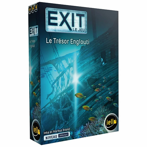 EXIT: Le Trésor englouti