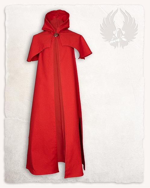 Manteau Abraxas Rouge