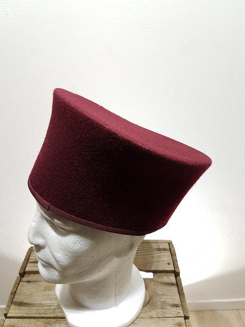 Chapeau feutre Bordeaux