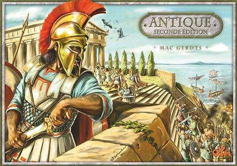 ANTIQUE Seconde Edition