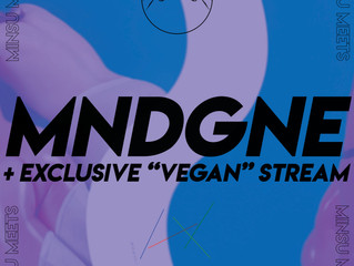 MINSU meets... MNDGNE 012 (+ exclusive stream of 'Vegan')