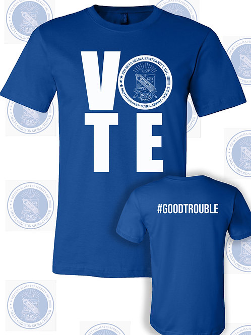 Vote - Block Stye