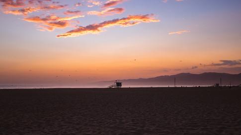 Lifeguard Hut Venice Beach