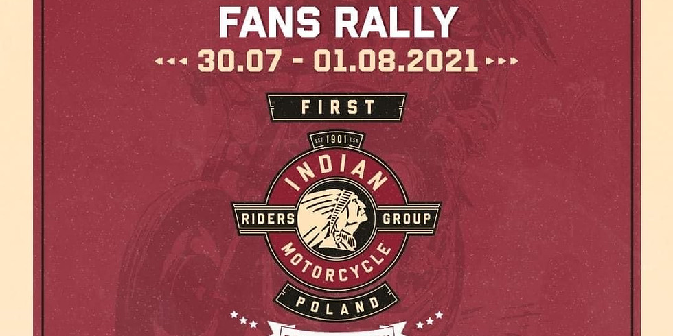 American Motorcycles Fans Rally